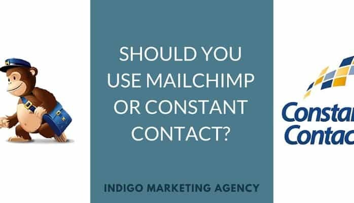 Should Financial Advisors Use Constant Contact or MailChimp?