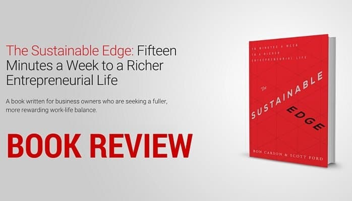Carson's New Book Outlines Formula for 15% Growth in 15 Minutes a Week