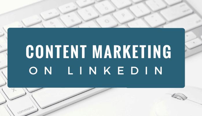 Content Marketing on LinkedIn