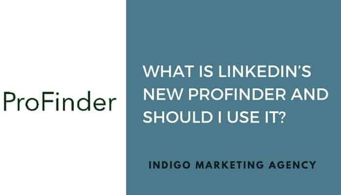 What is LinkedIn's New ProFinder and Should I Use It?