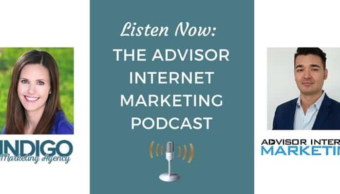 My Episode on The Advisor Internet Marketing Podcast (Listen Now)
