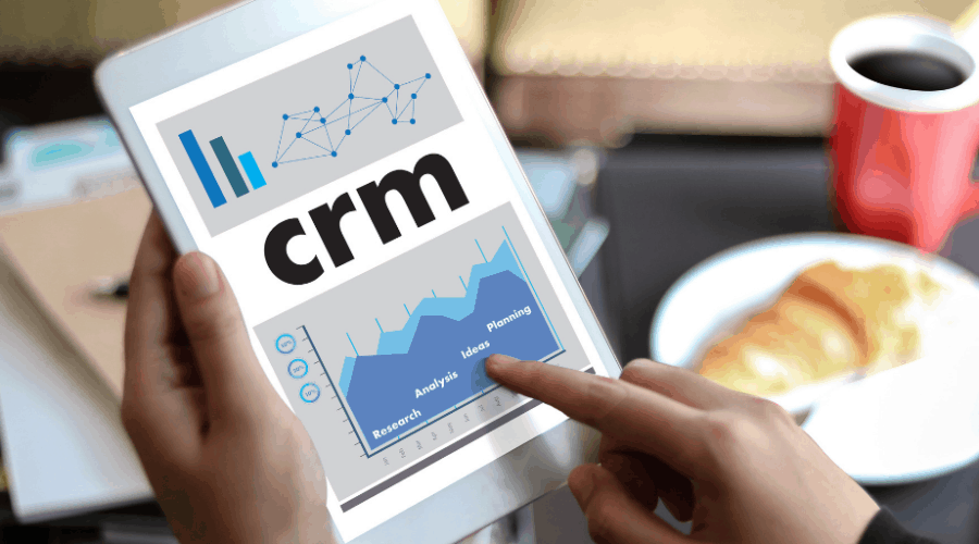 Do Advisors With CRMs Close More Sales?