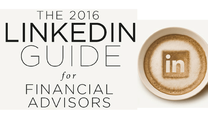 Why I Wrote the LinkedIn Guide for Financial Advisors
