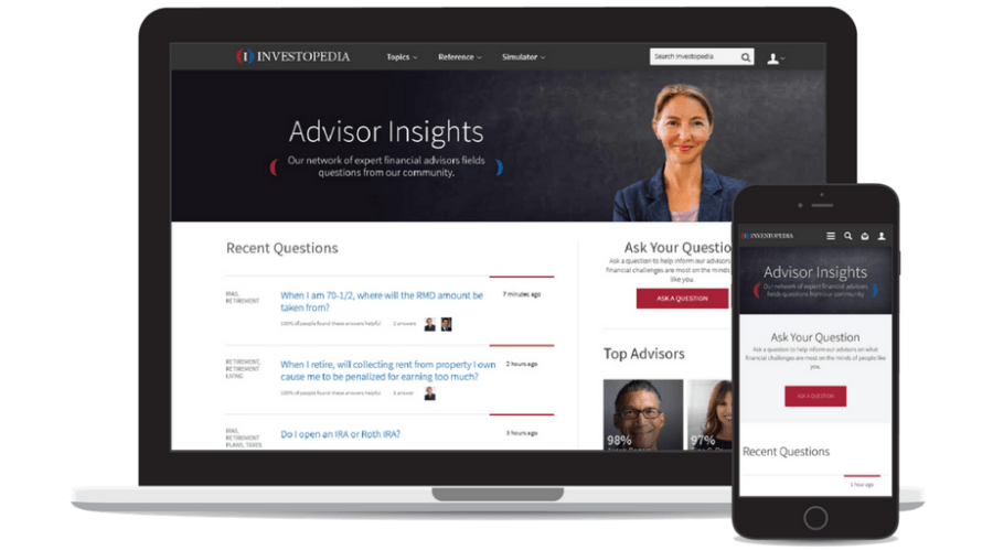 What Is the Benefit of Joining Investopedia's Advisor Insights?