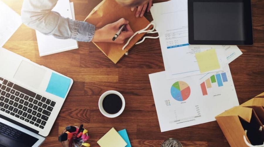 Financial Advisor's Online Marketing