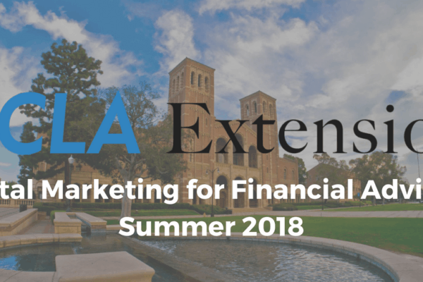 Join Me at UCLA Extension This Summer! (Register Now)