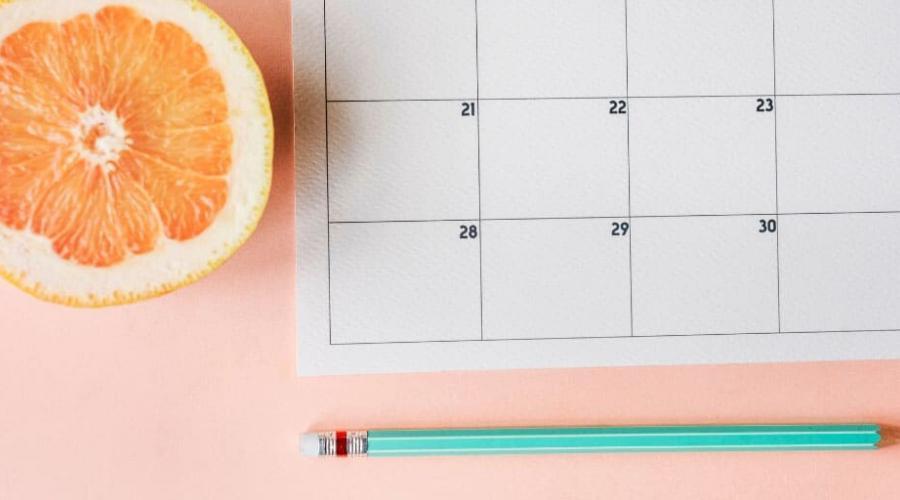 Sample Marketing Calendar