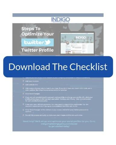 Download Checklist TW