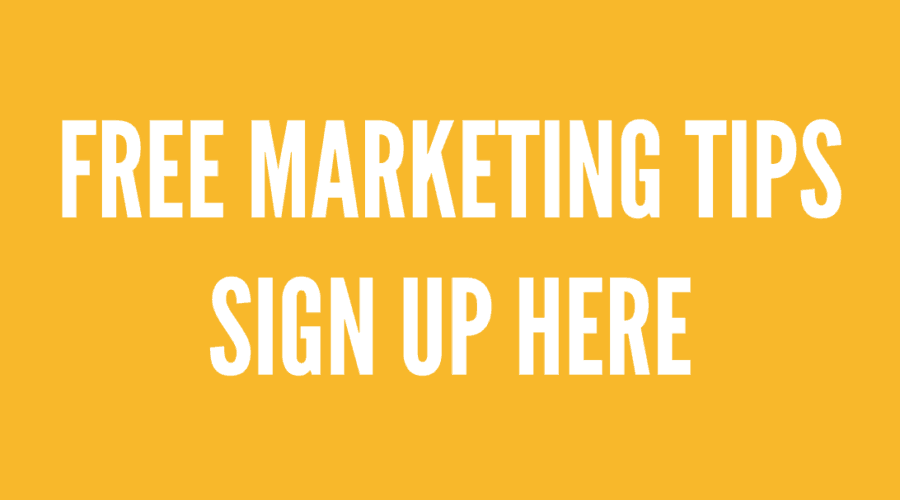DON'T MISS OUT ON OUR WEEKLY MARKETING TIPS