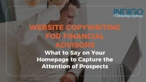 Copywriting for Financial Advisors