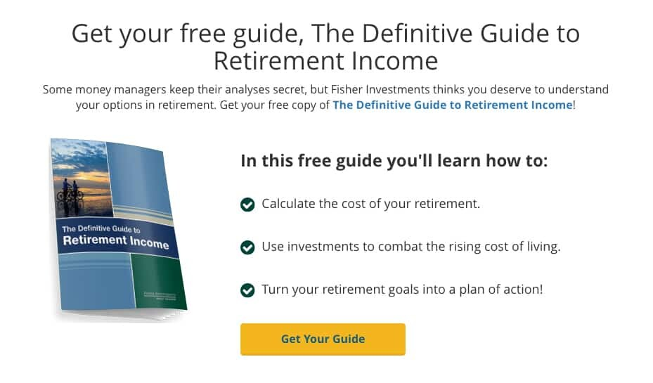 The Definitive Guide to Retirement Income