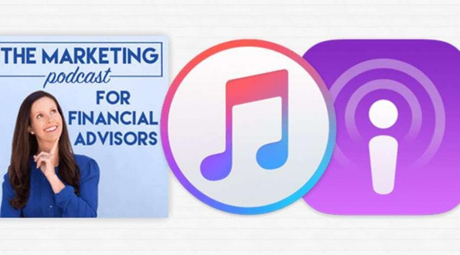 Introducing The Marketing Podcast for Financial Advisors!