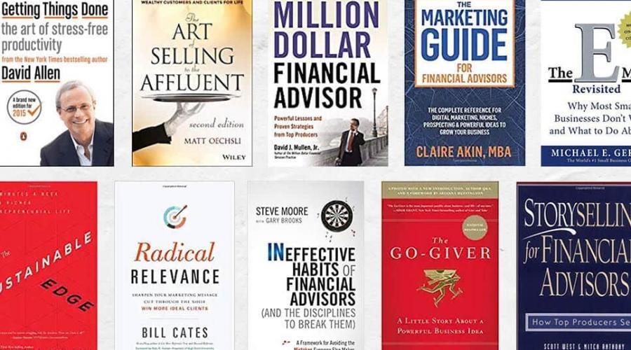 Books for Financial Advisors