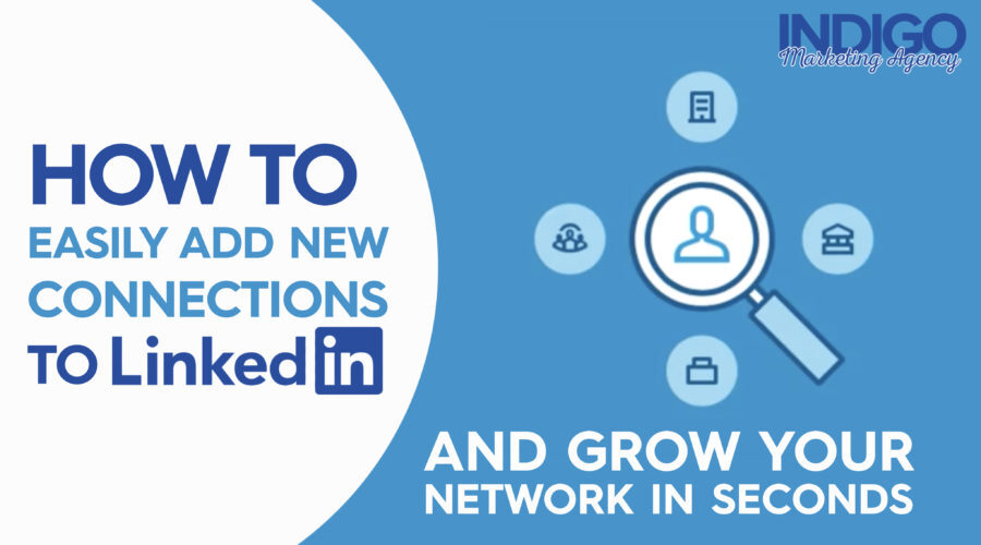 How to easily upload new contacts to LinkedIn