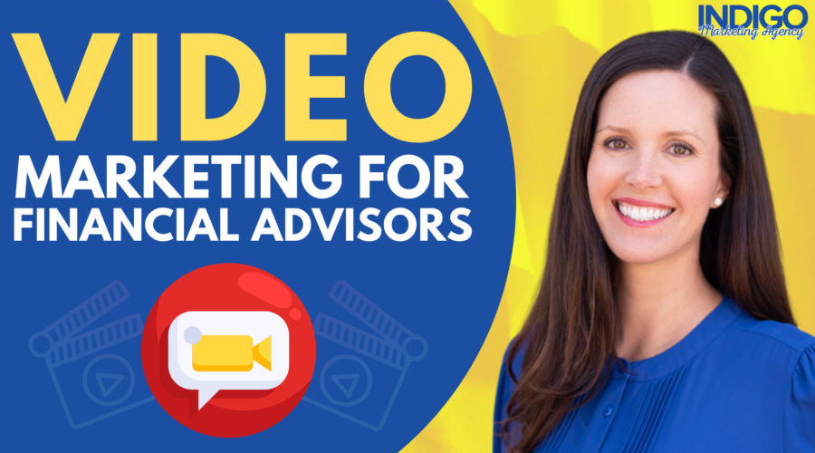 How financial advisors can use videos in their marketing
