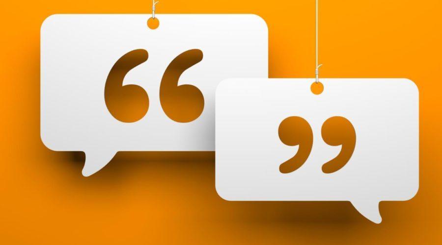 Using Testimonials